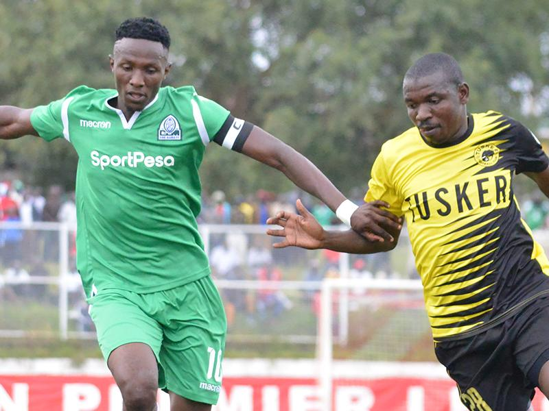 Gor Mahia captain, Joash returns to training ahead of Motema clash
