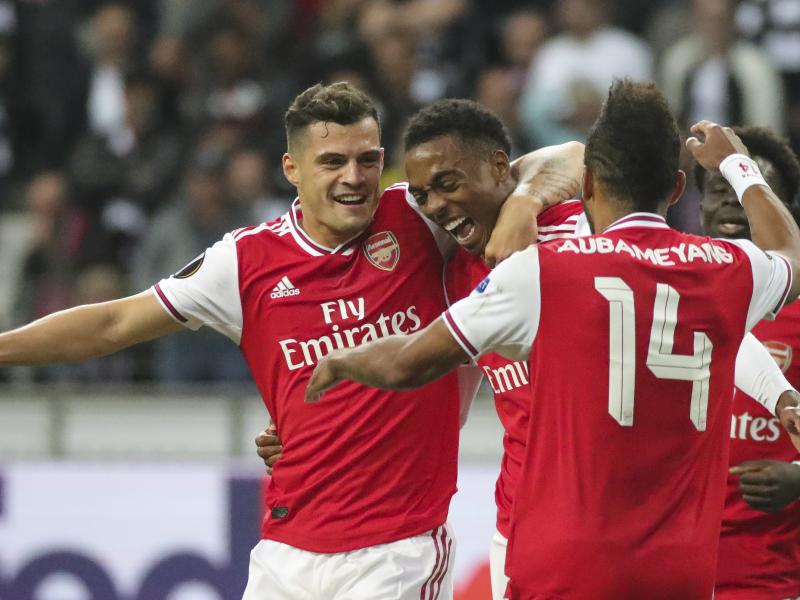 Arsenal 5-0 Nottingham Forest: Youngsters wreak havoc at Emirates