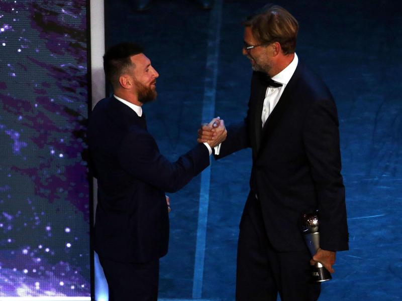 How Messi and Ronaldo voted in FIFA Awards