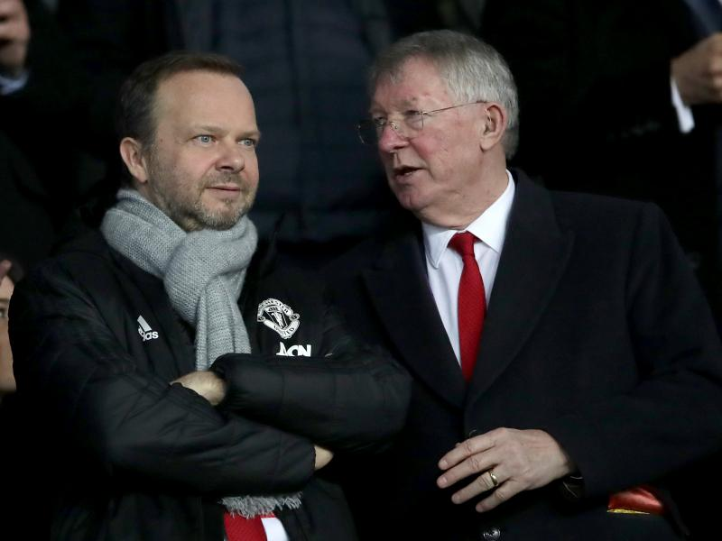 Manchester United chief Ed Woodward responds to critics of club structure