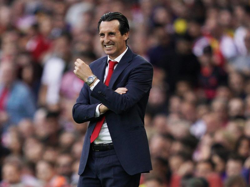 Arsenal boss Emery opens up on criticism, home form ahead of Vitoria clash