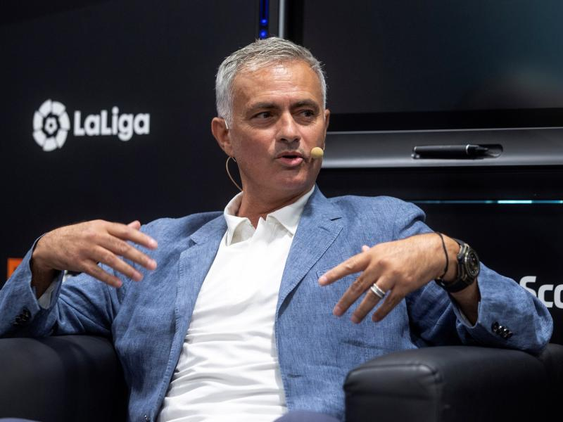 Jose Mourinho reveals which player he ranks ahead of Lionel Messi and Cristiano Ronaldo