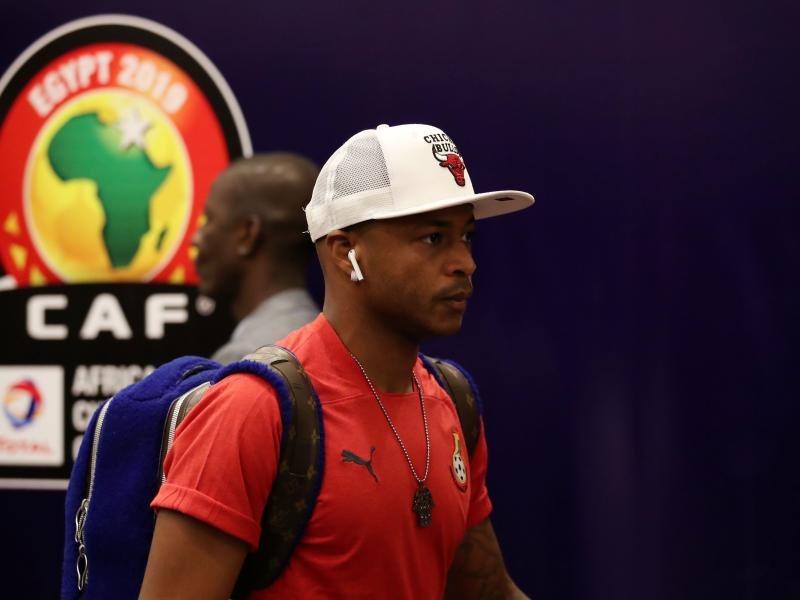 🇬🇭 Andre Ayew aims to reach 100 appearances for the Ghana national team