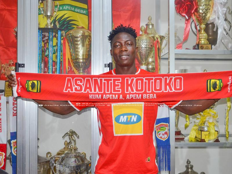 🔴🗣 Blay on his loan deal: I'd love to stay at Kotoko