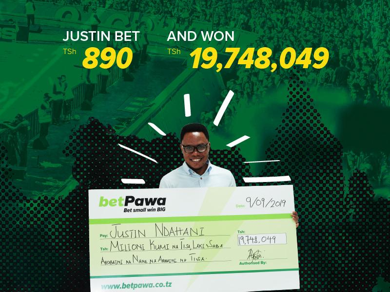 Research is key as pharmacist Justin wins Tsh19,748,049.57