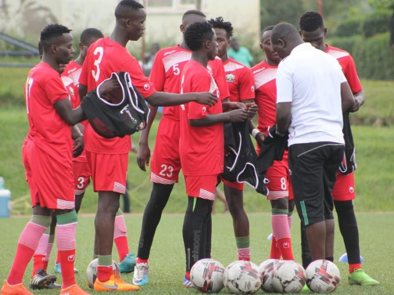 🇰🇪 Kenya U20 report to camp