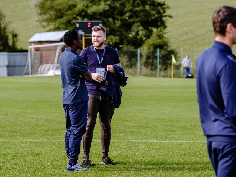 Yusuf Mainge on adaptation in Slovakia, European debut and AFC Leopards