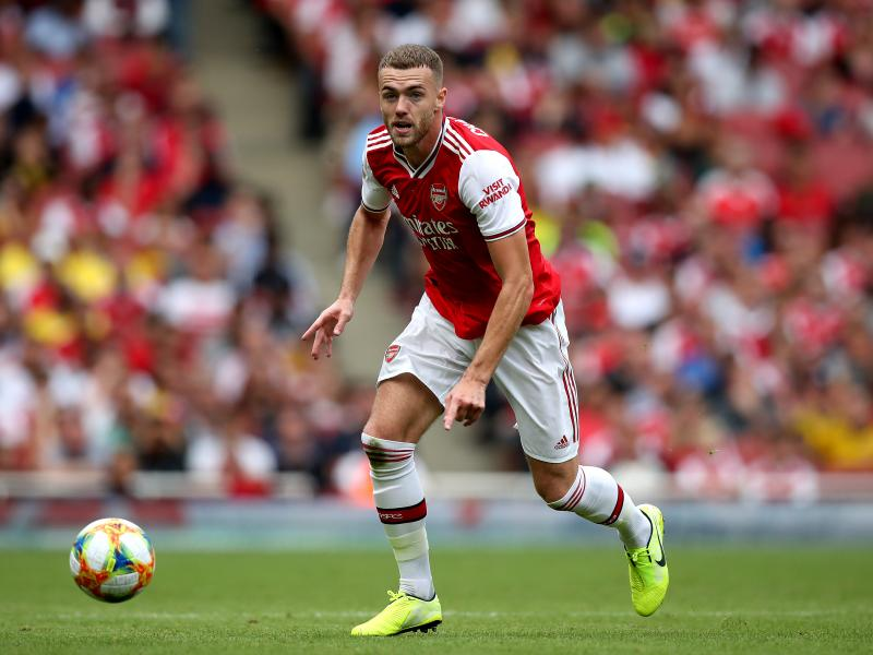 TEAM NEWS: Chambers starts for Arsenal in almost a year against Dundalk
