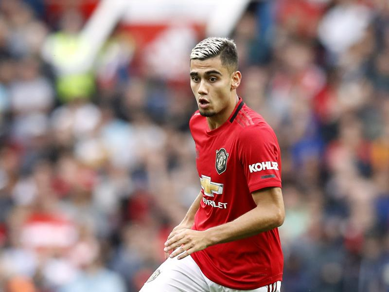 Andreas Pereira speaks on Manchester United facing Chelsea in Carabao Cup