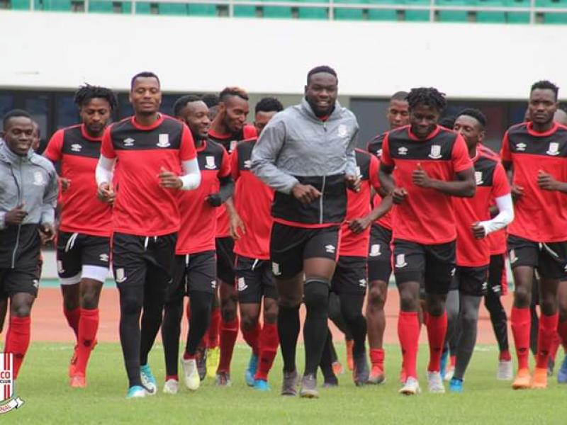 CAF CC: Chitiya fails a late fitness test, ruled out of Bolton clash