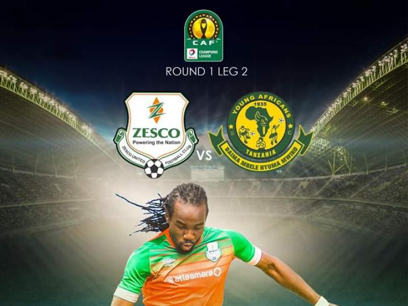 CAF CL: Zesco out to seal group stage qualification