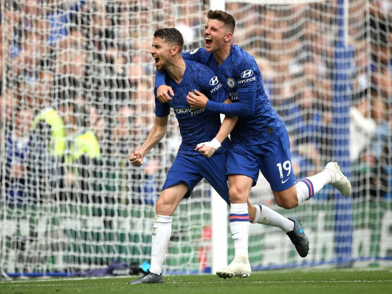 Jorginho's agent reveals a move back to Serie A could be on the cards