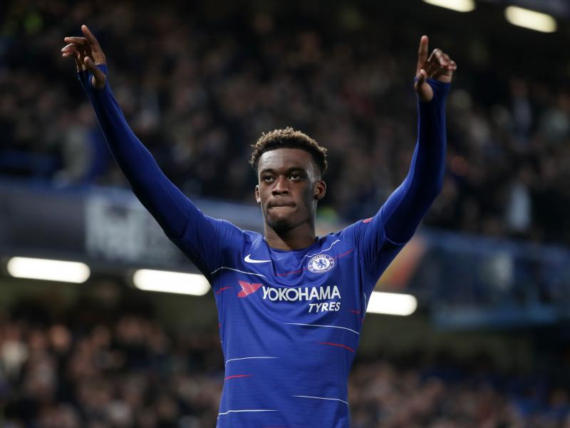 How Chelsea convinced Hudson-Odoi to sign new deal