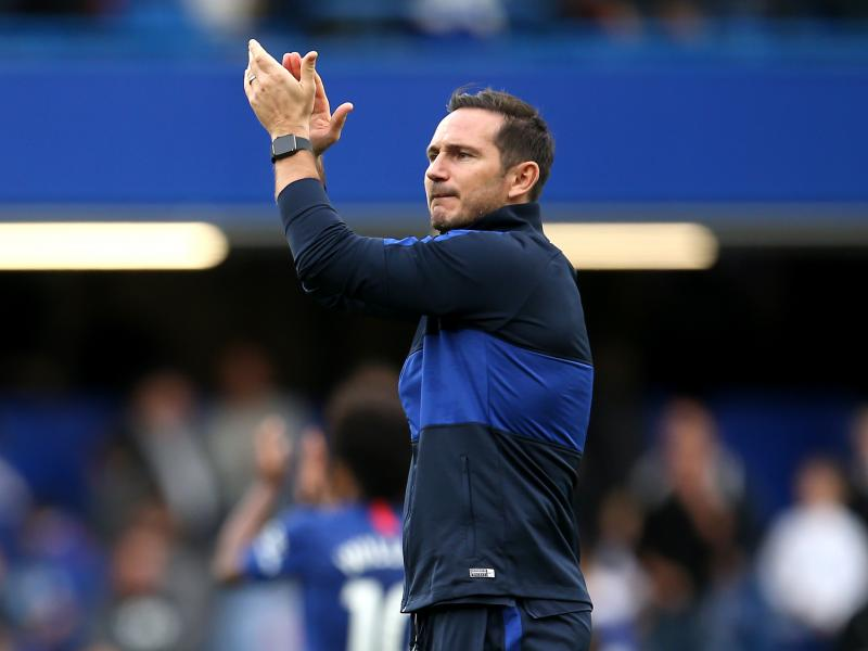 Frank Lampard explains reason for Chelsea's good run of form