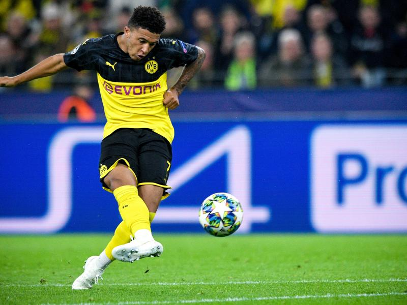 Marcos Reus fires a warning to Jadon Sancho