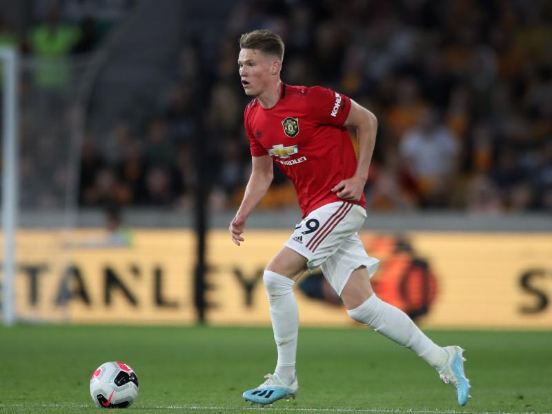 Scott McTominay scoops Man United Player of the Month for September
