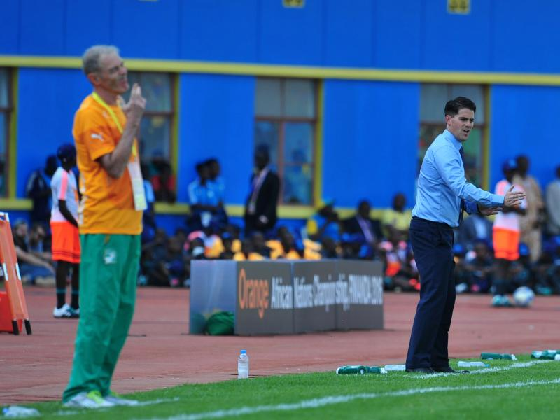🇺🇬 Uganda coach Mckinstry believes they have what it takes to win CHAN 2020