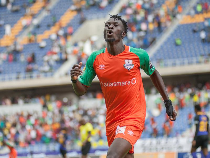 CAF CL: Zesco in tricky Mazembe challenge
