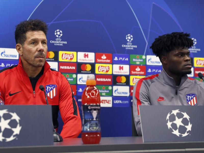 Atletico Madrid's Thomas Partey set for a new contract and new pay rise