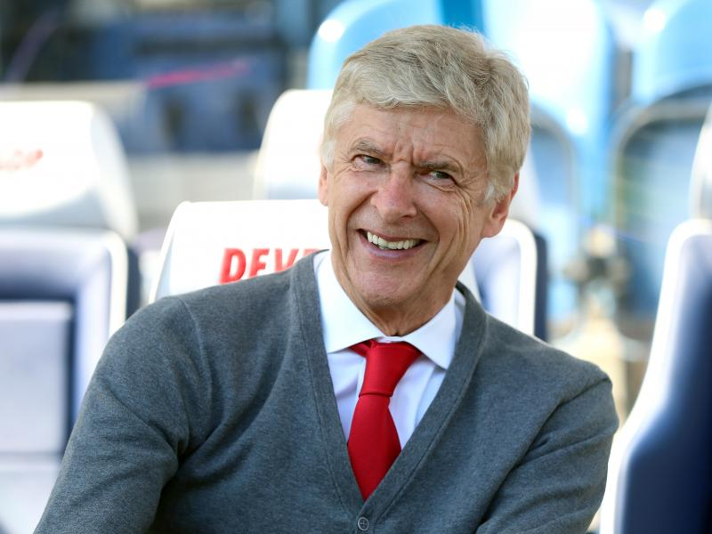 Arsene Wenger reacts to speculation linking him with the Bayern Munich managerial job