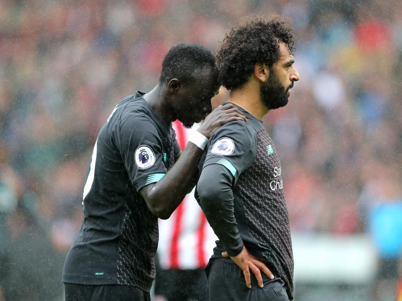 Sadio Mane finally opens up on his relationship with Mohamed Salah following 'feud' claims