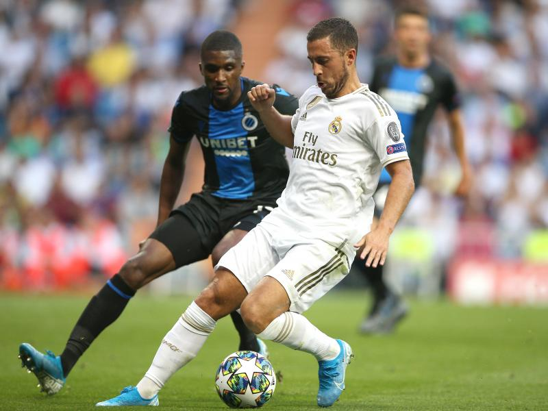 Hazard's Real Madrid admission following poor start to life in Spain