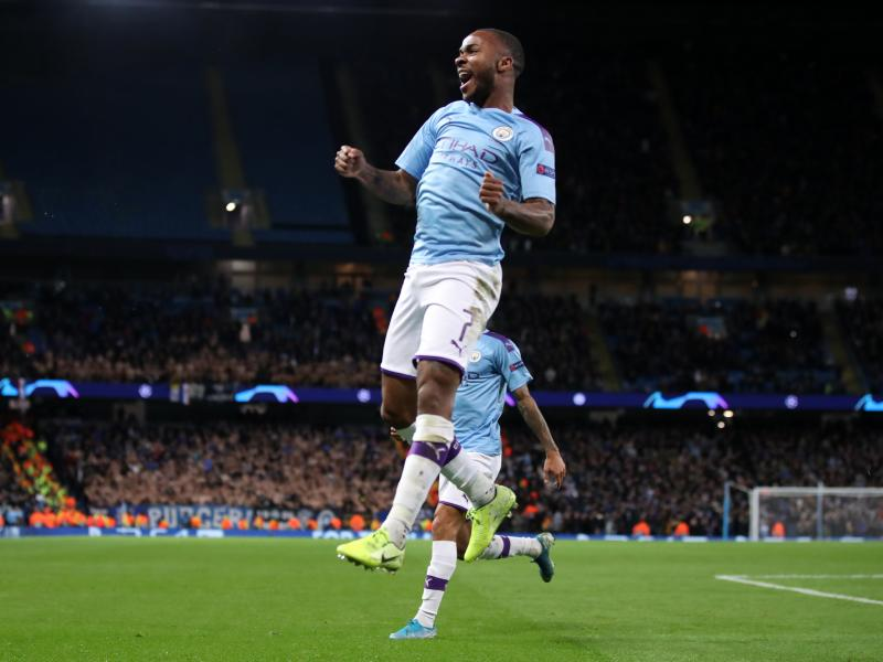 Paris Saint-Germain and Manchester City earn slender wins over Galatasaray and Dinamo Zagreb respectively