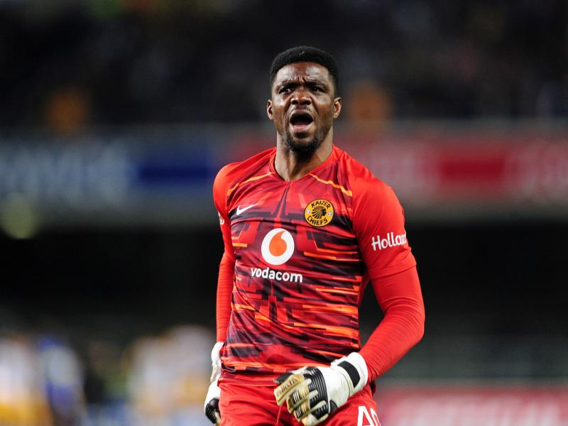 🇳🇬🧤 Chiefs coach stands by Akpeyi to keep starting position ahead of Khune