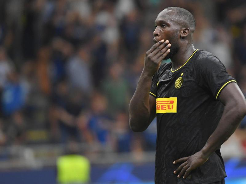 Romelu Lukaku ruled out of Barcelona game