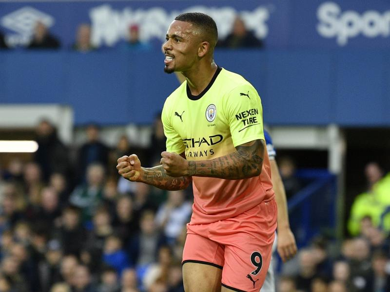 Man City offered Gabriel Jesus to Bayern Munich