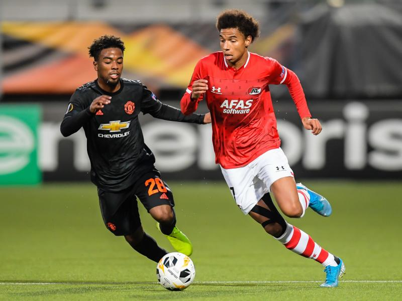 Alkmaar 0-0 Man United: United survive Europa League scare against well-oiled Dutch side