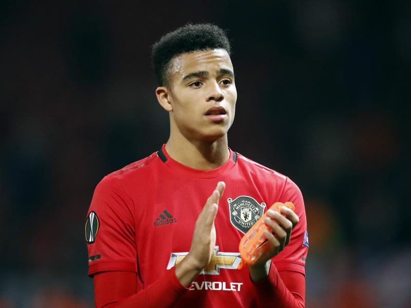 👏🏿 Mason Greenwood earns praises of Manchester United legend Andy Cole