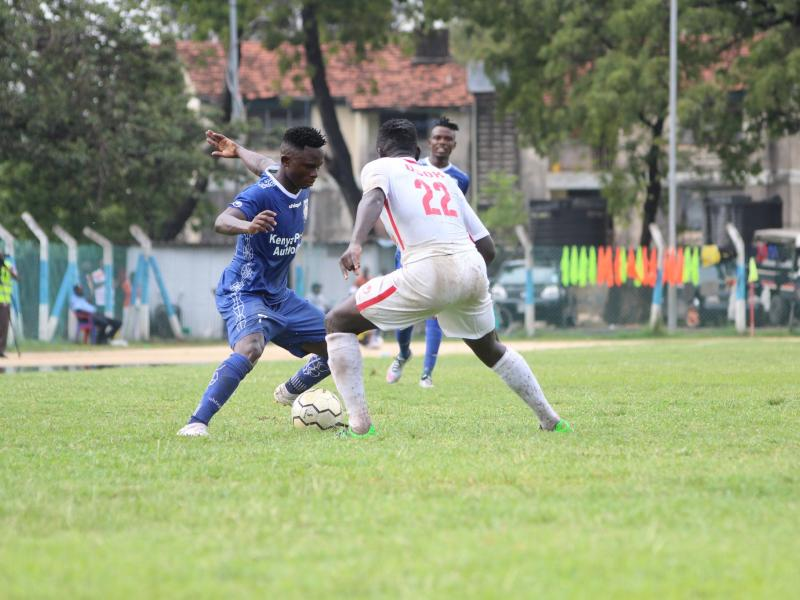 Mwalala makes single change as he names Bandari's starting lineup to face Sofapaka