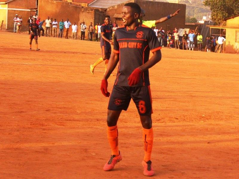 Bashir Kawooya signs one-year deal with Ugandan fourth division club
