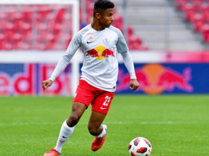 Teenage sensation Karim Adeyemi extends stay at Salzburg