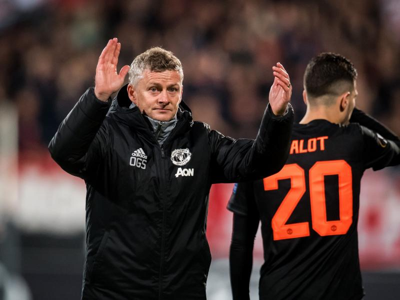 Ole Gunnar Solskjaer full of praise for his players after barren draw against AZ Alkmaar