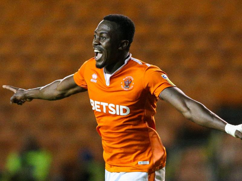 Joe Dodoo joins Bolton Wanderers until the end of the season