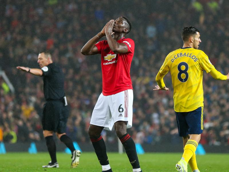 Arsene Wenger explains Paul Pogba's poor form at Manchester United