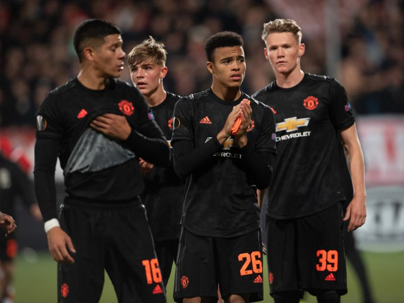 Manchester United on the verge of an astonishing record in Everton clash