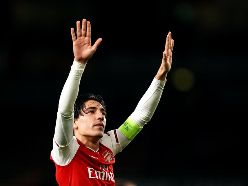 Bellerín's touching message to Arsenal players, fans ahead of Premier League return