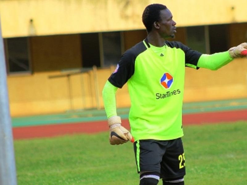 SC Villa goalkeeper Samson Kirya back in action after lengthy injury spell