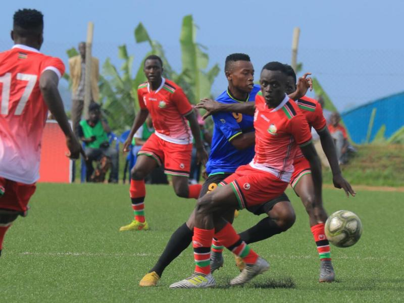 🎥 WATCH: Kenya Rising Stars beat neighbours Sudan 3-1