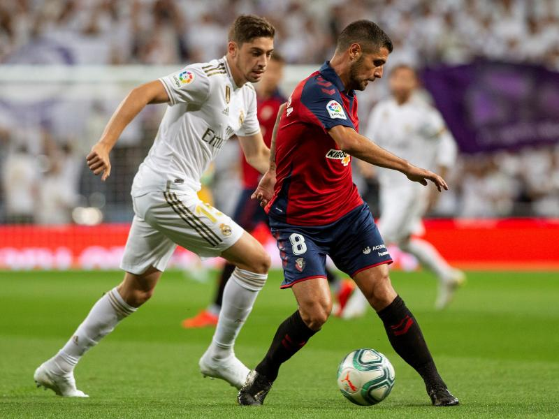 Zidane in awe of Real Madrid sensation after Granada show