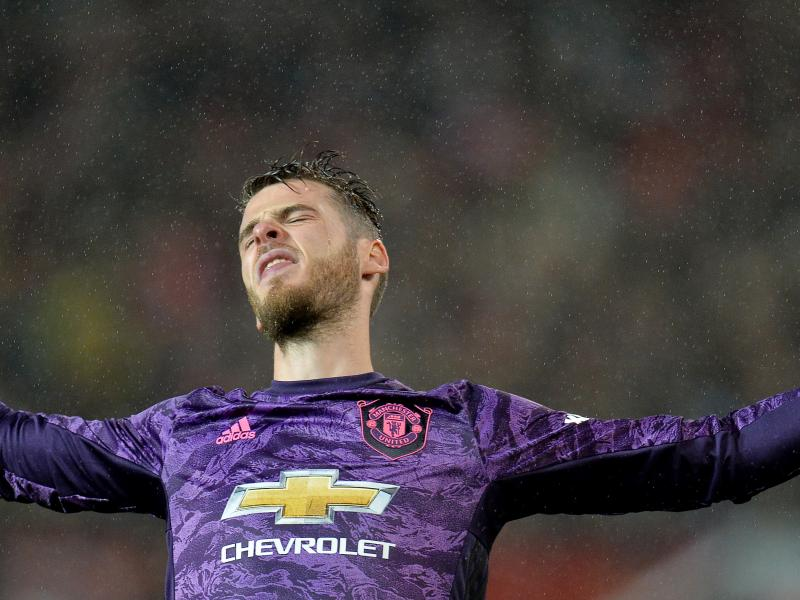 David de Gea could buy Spanish club