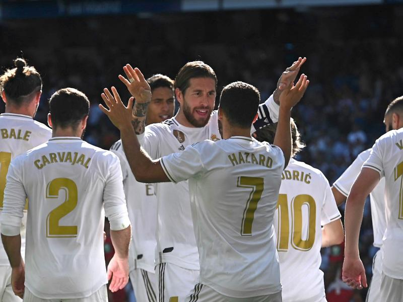 Real Madrid announce squad for La Liga match against Espanyol