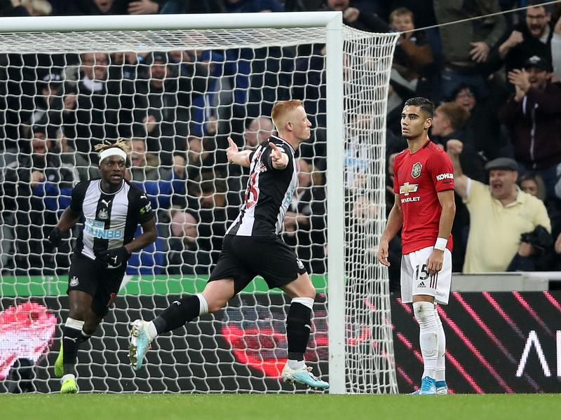 Newcastle United 1-0 Manchester United: Ole poor away run continues
