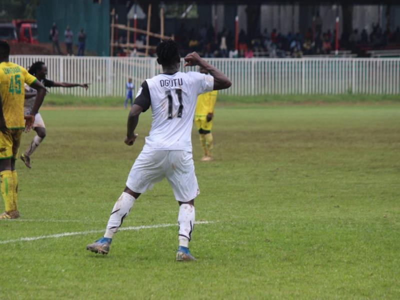 George 'Blackberry' Odhiambo talks opening Tusker account and season target