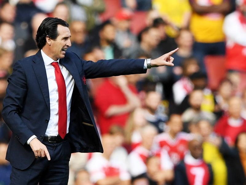 Emery: Arsenal did not deserve to lose