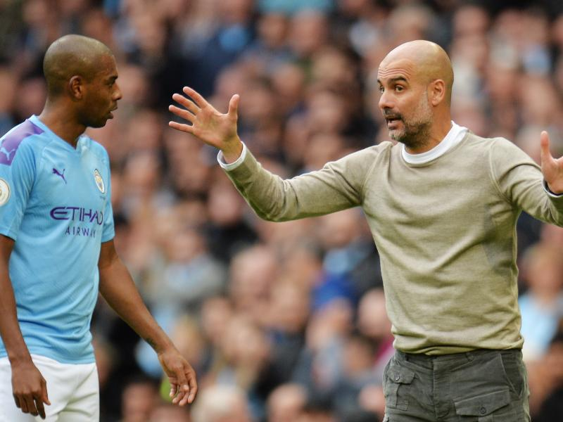 Fernandinho set to be offered new Man City contract