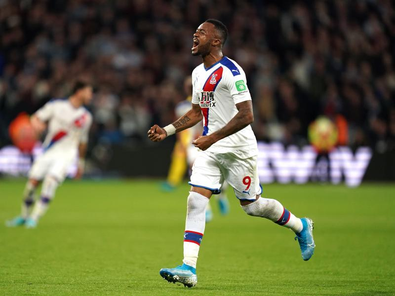 Crystal Palace's Jordan Ayew delighted with his football this season
